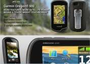 Gps garmin oregon 650