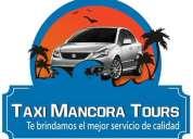 Taxi mancora tours piura