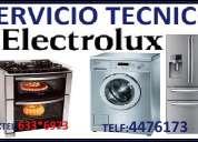 Servicio tecnico electrolux refrigeradoras  cocinas