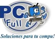 Servicio técnico y mantenimiento de computadoras y laptops