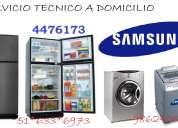 Servicio tecnico samsung refrigeradoras