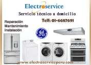 Surco ○servicio tecnico cocinas 6687691 general electric eléctricas y gas