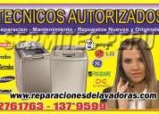 ·!¦[· (reparaciones y mantenimiento de lavadoras en san isidro 109*1335) ·]¦!·