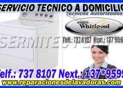 ¨¨¨sermitec ¨¨ centro tecnico whirpool 981091335 expertos en lavadoras