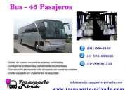Transporte privado , turÍstico , personal , taxi familiar