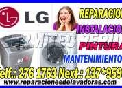 Garanty 7378107 tecnicos de lavadoras y cocinas lg a domicilio ((respuestos originales))