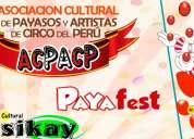 Artistas  – barabaristas - asociacion cultural de payasos y artistas de circo del peru