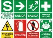 Elaboro planos de evacuacion seÑalizacion plan de contingencia indeci