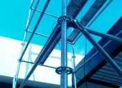 andamios multidireccionales, venta y alquiler andamios de fachada.