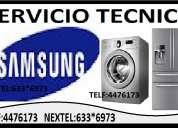 Servicio tecnico samsung (lavadoras refrigeradoras)4476173