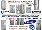 Servicio tecnico refrigeradores bosch lima - reparacion 4455168
