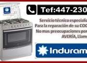 123- indurama @ servicio tÉcnico de cocinas indurama - bosch -  kenmore