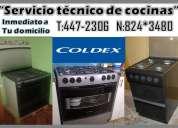 ¡¡ex tecnicos roebuck!! servicio tecnico de cocinas coldex – electrolux – indurama 4472306