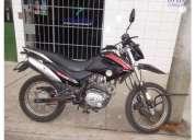 Vendo motocicleta rtm 150kyr, con soat-aÑo 2012,excelente estado.