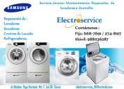 Lavadoras samsung ♥=2748107))servicio tecnico a domicilio samsung