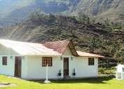 Casa de campo en obrajillo - canta  amoblada con  areas libres