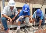 Obras civiles y mantenimiento
