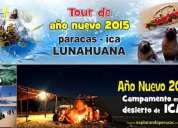 Tour parrandero y aventurero en ica por aÑo nuevo 2015  :d