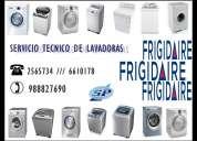 Servicio tecnico de lavadoras frigidaire 2565734 lima surco