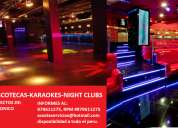 DiseÑo de discotecas, karaokes, night clubs, chota, bagua grande, chachapoyas, jaen