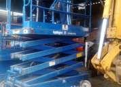 alquiler y ventade elevadores hidrahÚlicos tipo tijeras 981379192