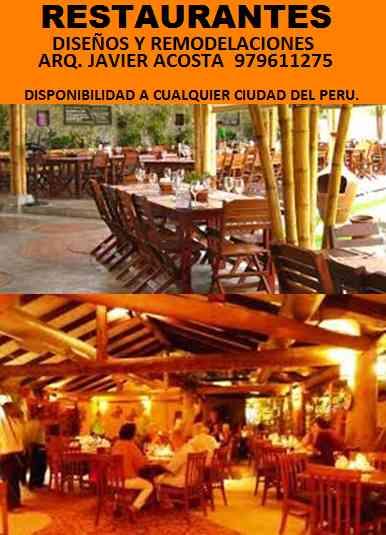 DISEÑO Y CONSTRUCCION EN BAMBU, restaurantes, centros recreacionales, discotecas, night clubs