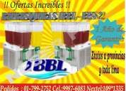 REFRESQUERAS IBBL 30 LITROS X SU COMPRA 2 CHUPONES DE REGALO