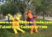Animacion infantil en lima lima peru tel 6674037 cel 991764117 america show eventos