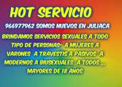 Hot servicio en juliaca -- hola chicos (as)  : brindamos servicios a todo tipo de personas
