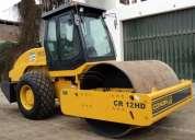 Se alquilan  rodillos compactadores de suelos, varias toneladas