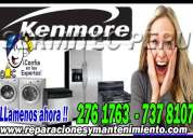 Refrigeradoras kenmore servicio tecnico a1 (la punta)