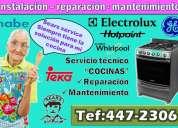 Sears group ** 2424766 ** servicio tecnico de cocinas indurama