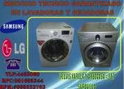Servicio tecnico de lavadoras a domicilio**samsung**