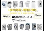 ¡¡whirlpool¡¡ servicio tecnico de lavadoras 2565734 y 983503607 sp
