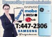 Daewoo side by side // servicio tecnico de refrigeradoras daewoo - g.e - bosch