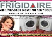 Teachers tecnicos en lavadoras frigidaire (los olivos) 7378107