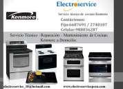 Mantenimiento en lima | repare su cocina kenmore tecnicos especialistas 6687691