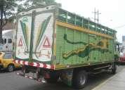 Camion marca hyundai reparado aÑo 93
