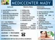 Terapia fisica epecializada lic david con profesional altamente calificada 991760202 4332759
