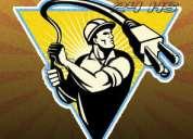 Asistencia electrica 24 hs sac - servicios & mantenimiento