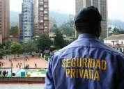 Guardianes - conserjes - seguridad y vigilancia personalizada