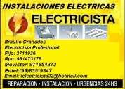 Emergencias electricistas en lima -24 h 991473178 - 971654372