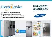 Refrigeradores y lavadoras →samsung → servicio tecnico 6687691