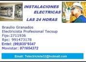 Electricista miraflores,surco,san isidro, san borja,san isidro 991473178 - 971654372