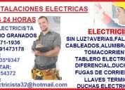 Electrcista miraflores,surco,barranco,san isidro 971654273