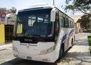 Alquiler de custer, bus y minivan