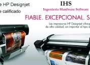 Reparacion y mantenimiento de impresoras laser y plotter