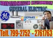 Maestros en reparaciones de general electric = surco barranco = 7992752