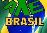 Clases de ritmos brasileños samba axe forro en lima