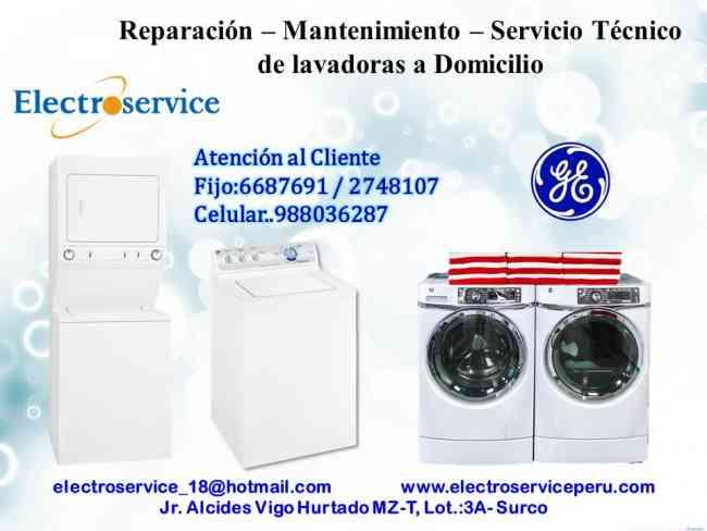2748107 servicio t cnico lavadoras general electric lima - Servicio tecnico general electric ...